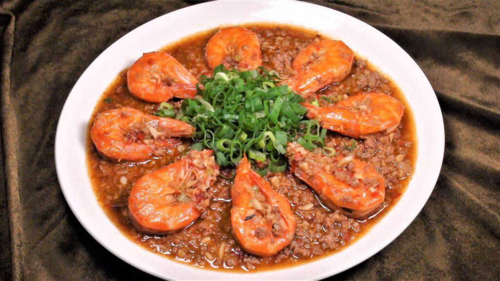 乾燒草蝦(6人以上)
