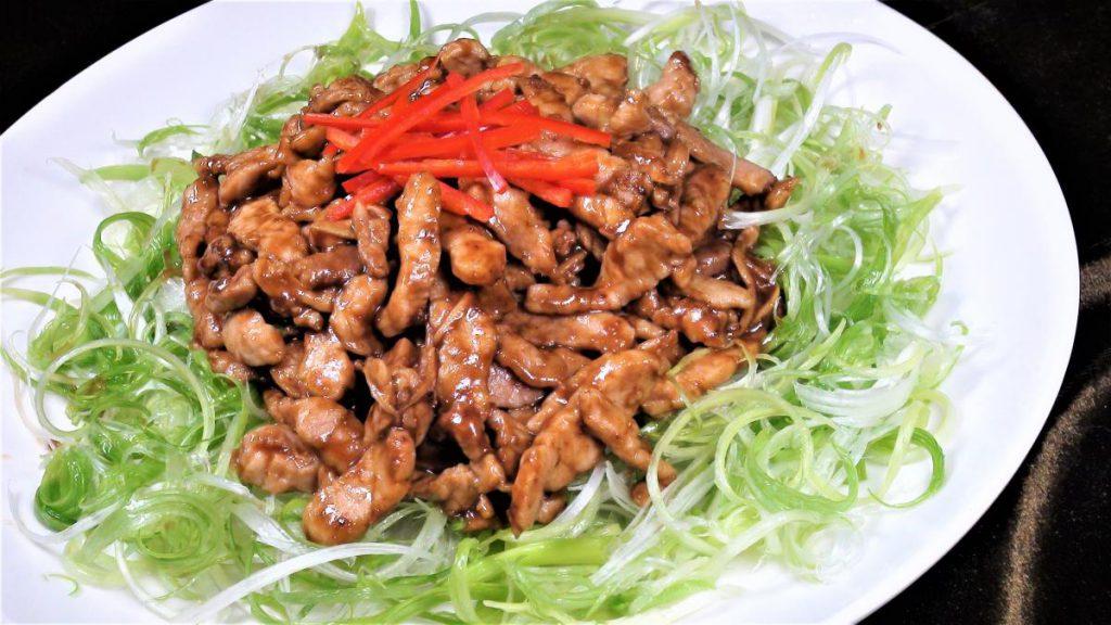 豬肉絲料理(2-3人)