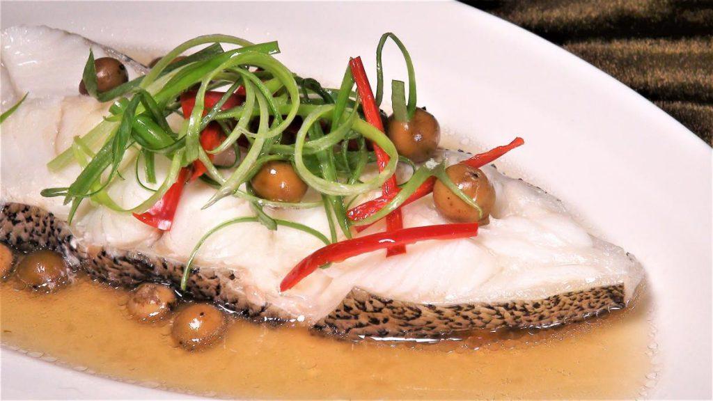 清蒸魚料理(2-3人)