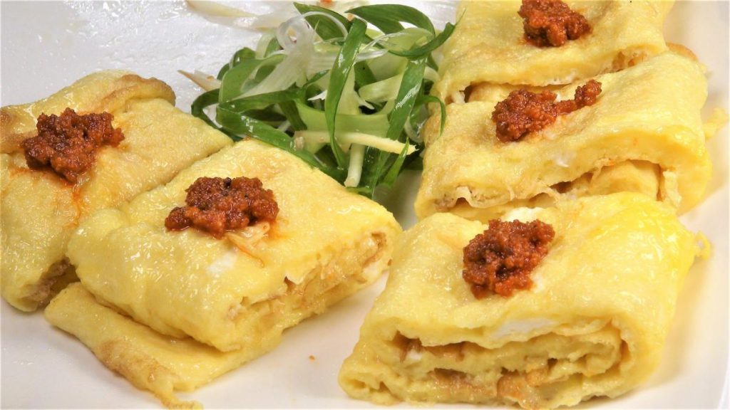 煎蛋料理(2-3人)