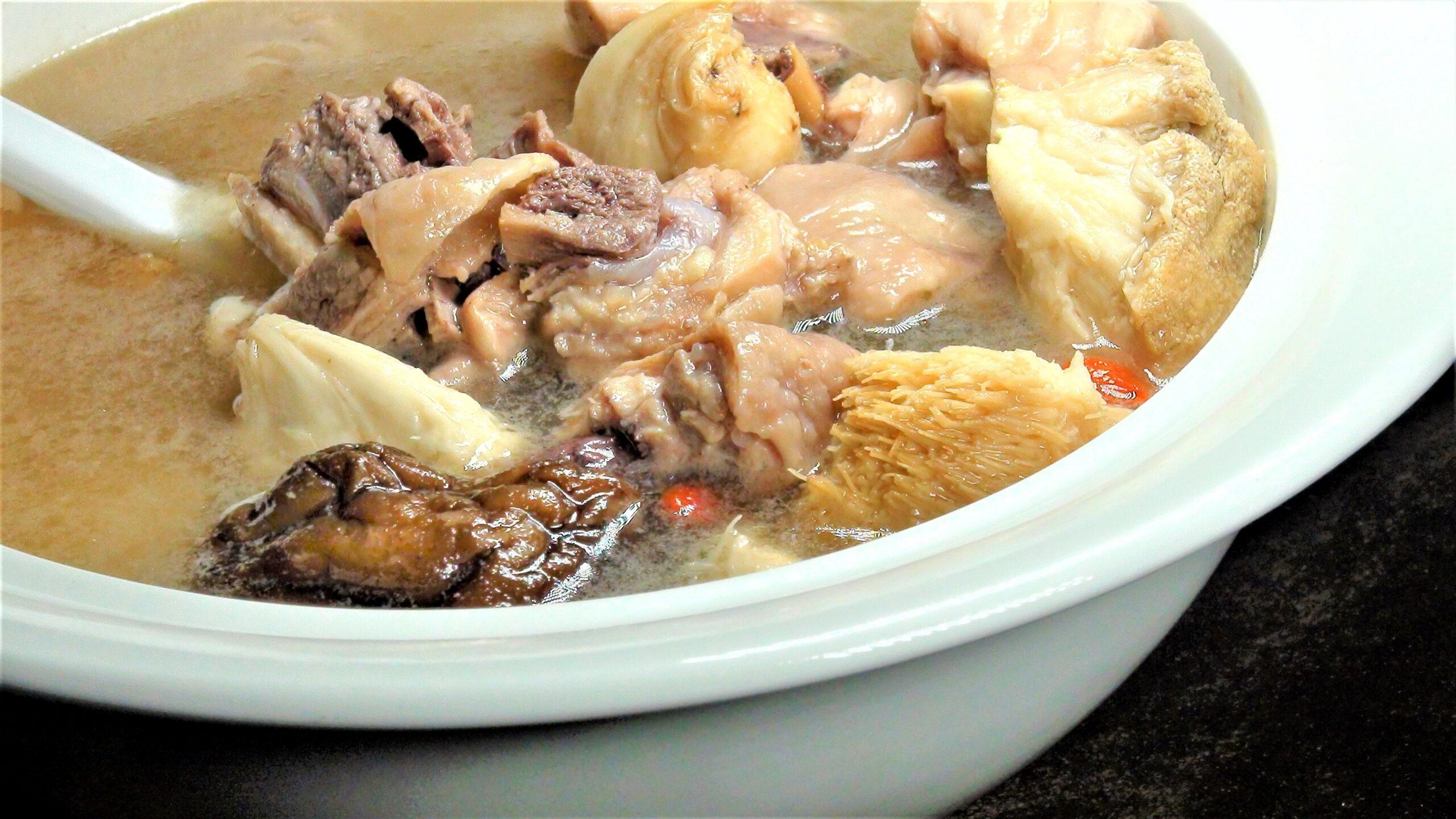 猴頭菇雞湯(3-4人)