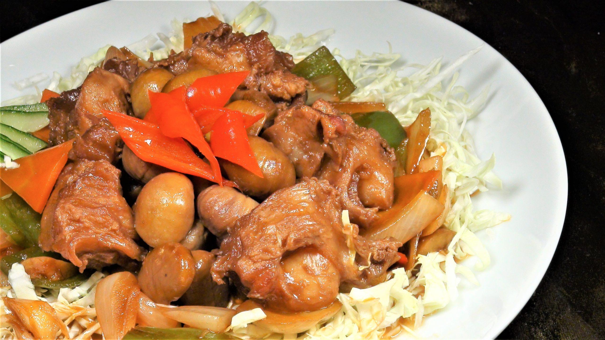 豬肉紅燒料理(2-3人)