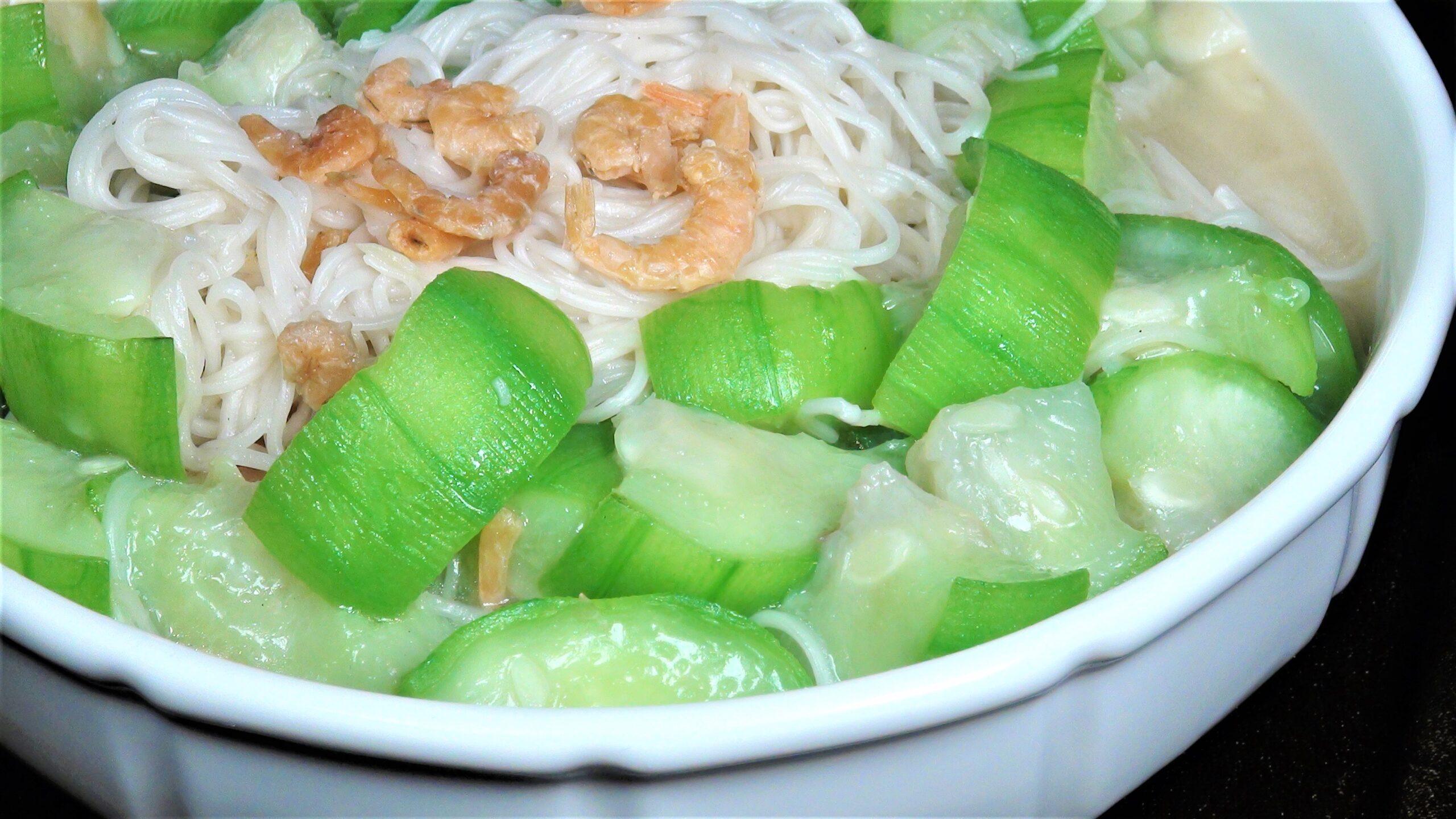 絲瓜料理(3-4人)