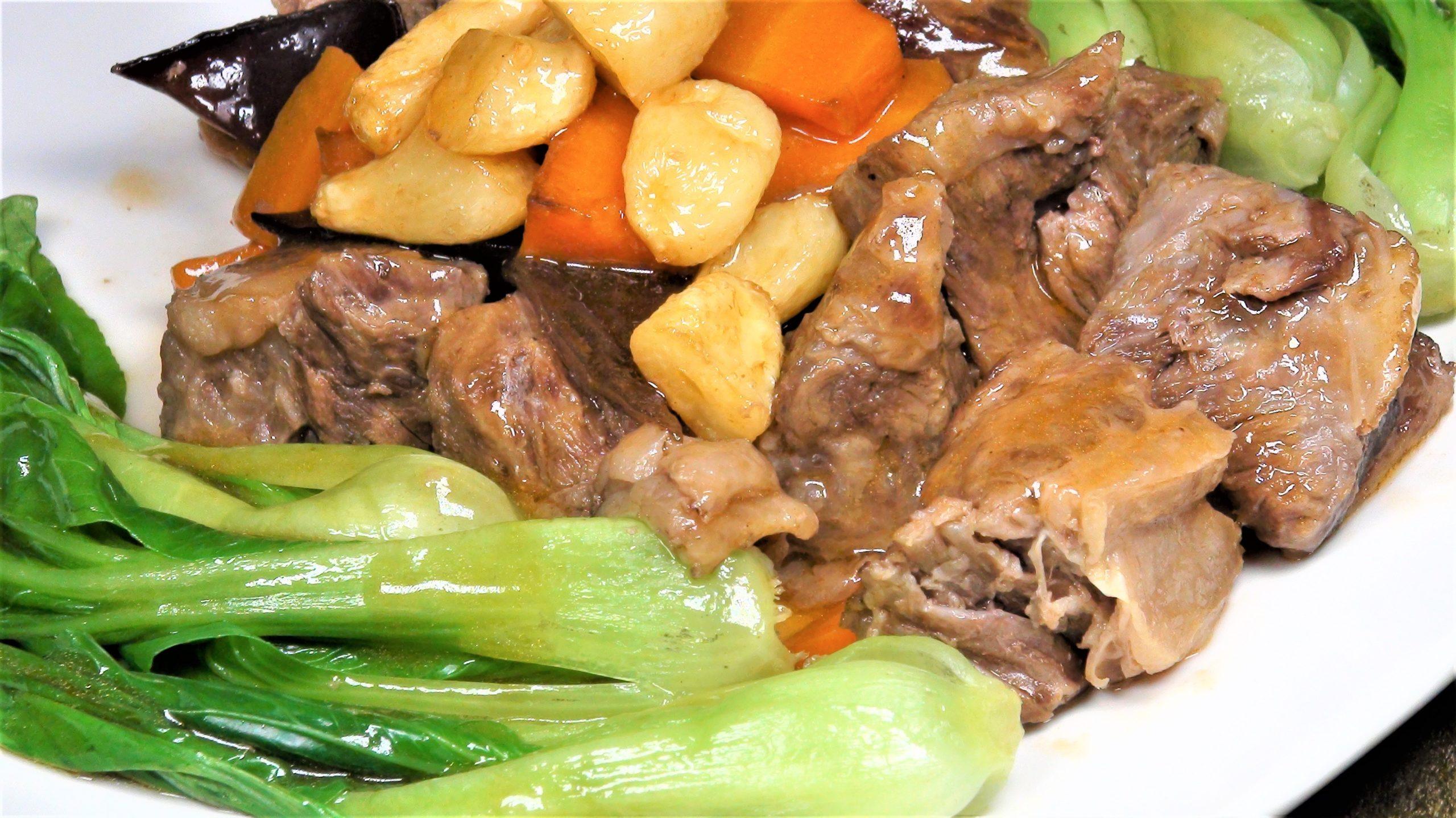 牛腩料理(2-3人)