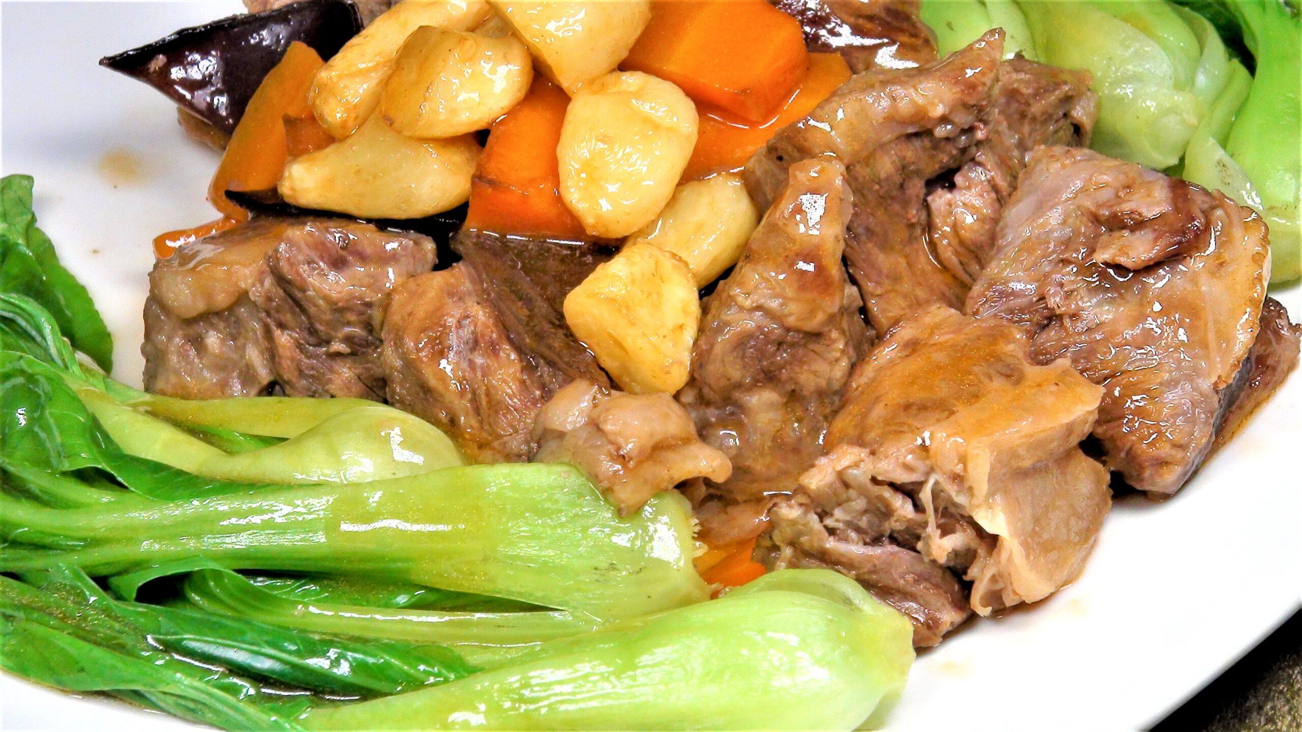 牛肉料理(3-4人)