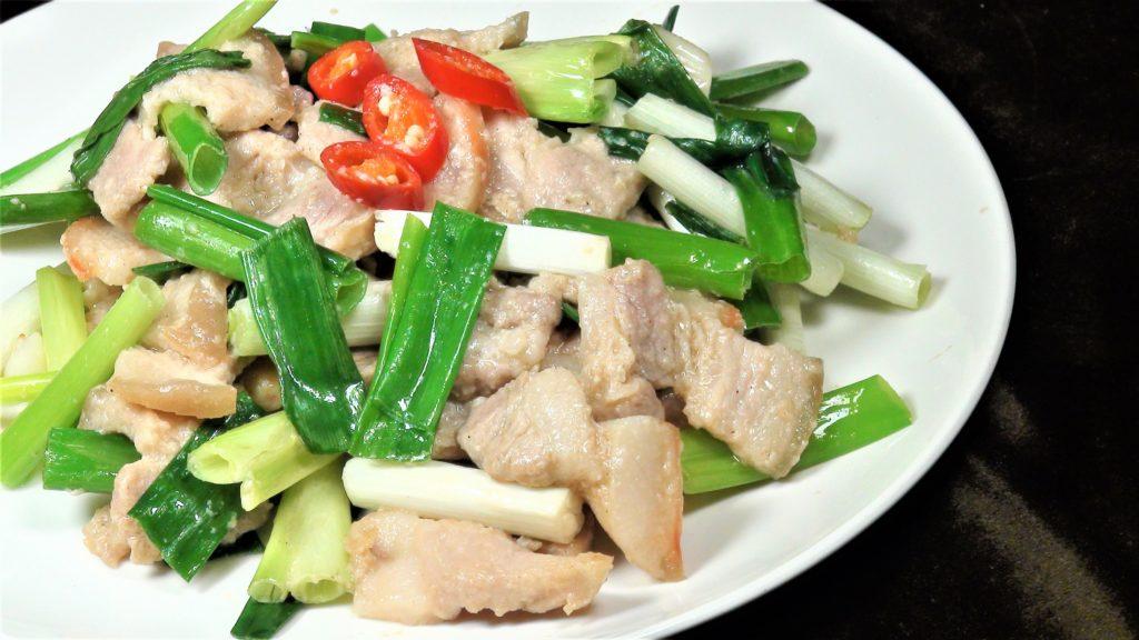 豬五花肉料理(2-3人)