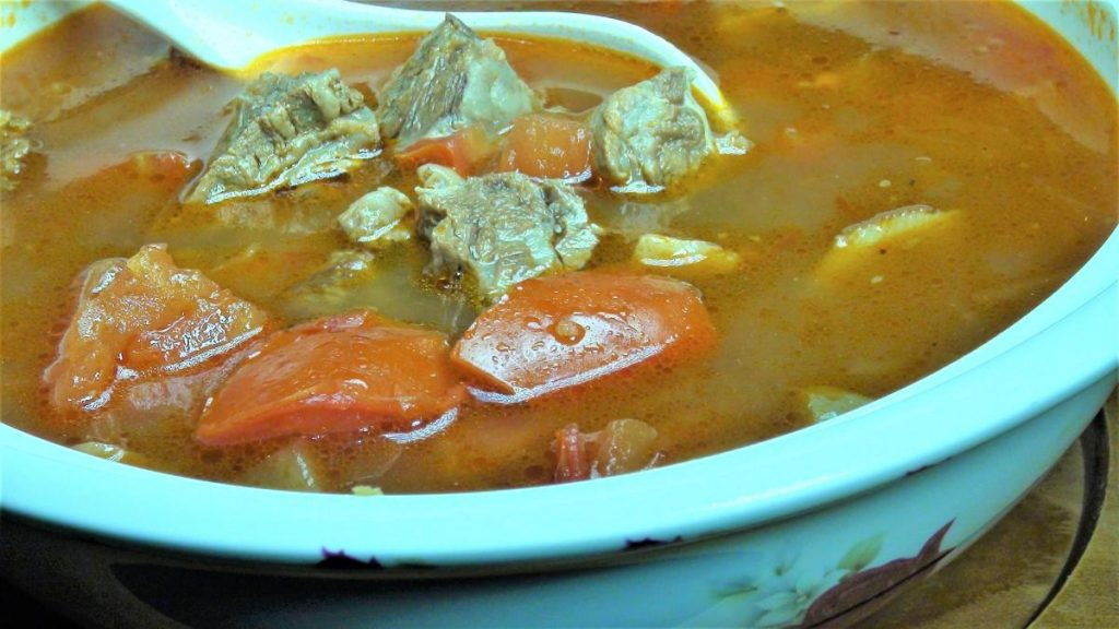 蕃茄牛腩湯