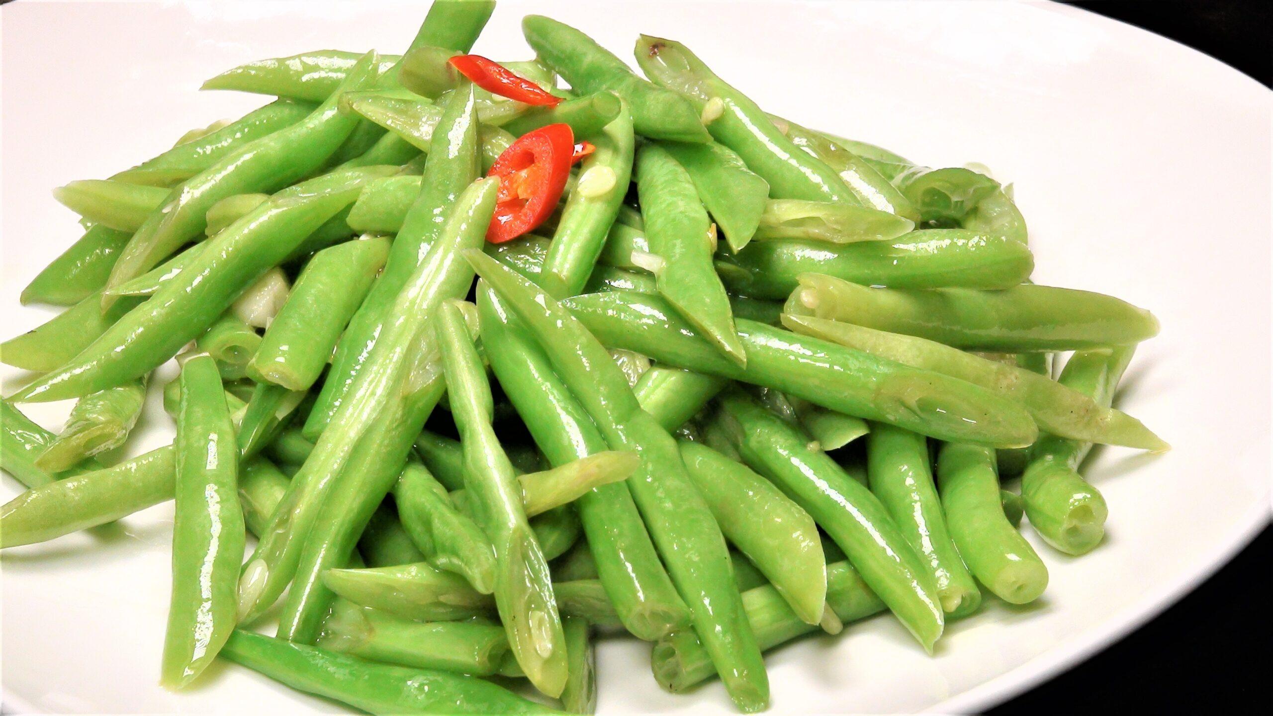 豆類蔬菜(3-4人)