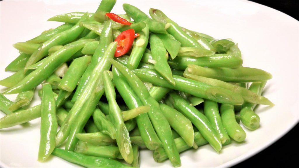 四季豆料理