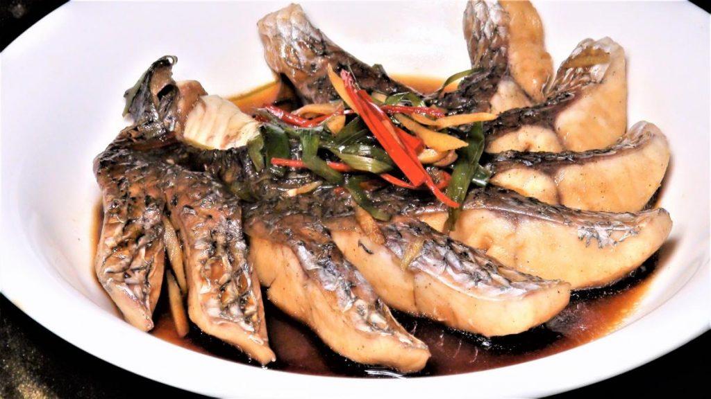 鱸魚兩吃 (圖一)