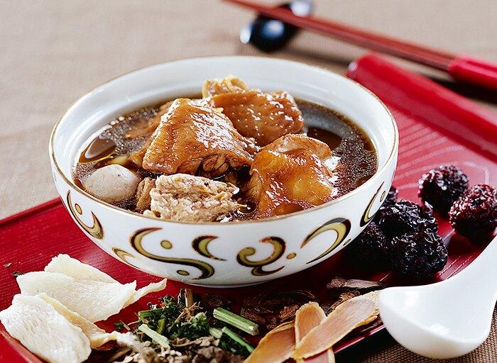 養榮四物雞湯