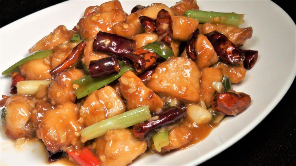 雞肉料理(3-4人)