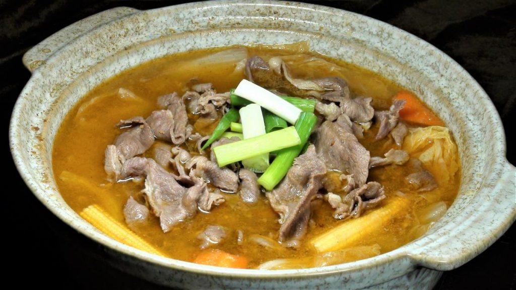 沙茶羊肉鍋