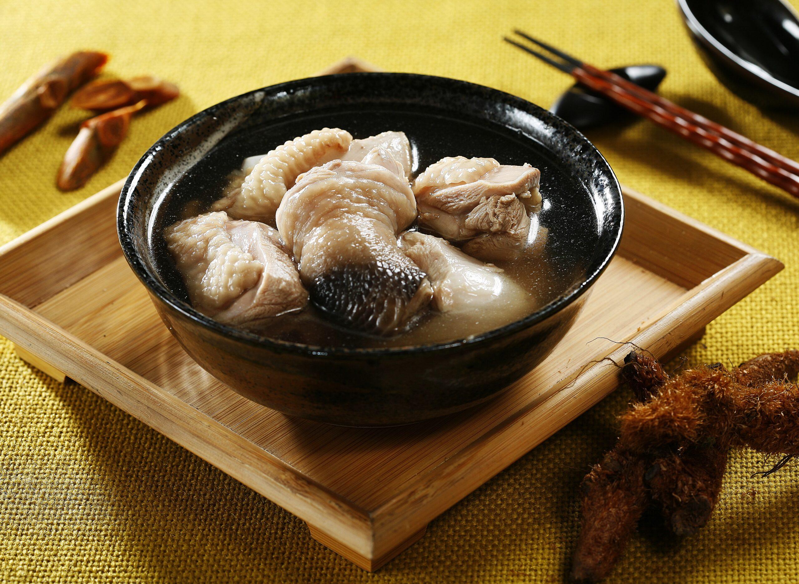鮮品三仙雞湯